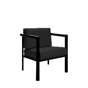 petit fauteuil mallet stevens. Black Bedroom Furniture Sets. Home Design Ideas