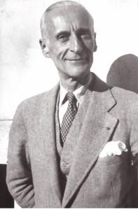 L'un des derniers portraits de Robert Mallet-Stevens.