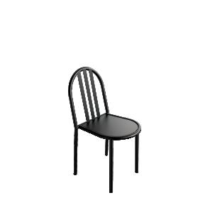 petite-chaise-noir-mallet-stevens